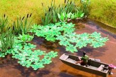 Water Lillies - Laser Cut Minis N14114 Noch