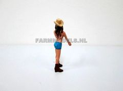 Wendy Sexy Farm Girl Figure 1:32 Scale by AT-COLLECTIONS 32 32108
