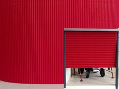 FB036F Red Corrugated Card 1:32 scale