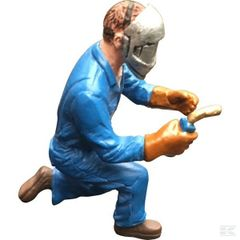 Fred Welding Welding Figure 1:32 Scale by AT-COLLECTIONS 32127