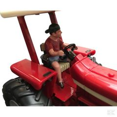 Jeff Teenage Tractor Driver Figure 1:32 Scale by AT-COLLECTIONS 32141