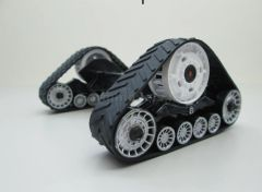 Combine Harvester Catepillar Rubber Track System 1:32 Scale by Artisan 32 36945