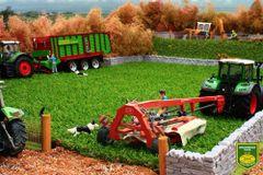 Long Grass Field Grass Field Mat by Brushwood BT3024