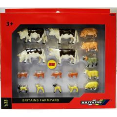 Cows, Pigs and Sheep 1:32 Scale Animals by Britains 43096A1