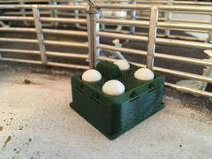 Cattle Ball Feeder (Prod. Code MIN010)