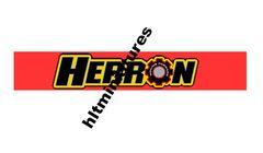 4 x Herron Trailer Self-adhesive Decals/Sticker 1:32 Scale DEC35