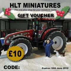 HLT Miniatures Gift Voucher from £5