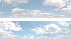 Summer Sky 10ft Backscene (SELF ADHESIVE OR STANDARD) ID501A/95212/95316