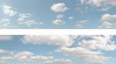 Summer Sky 10ft Backscene (SELF-ADHESIVE OR STANDARD) ID501B/95213/95317