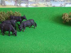 Flat Cut Fresh Green Field Grass MAT 15L Javis