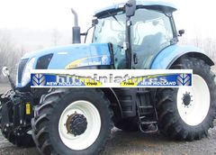 New Holland Tractor Self-adhesive Decals/Sticker 1:32 Scale Dec26