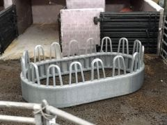 Oblong Bale Ring Cattle Feeder 1:32 Scale by Minimaker (MIN028)