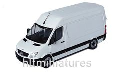 Marge Mercedes Benz Sprinter - White (MM1905-01)