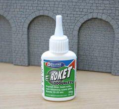 Odourless Deluxe Roket Glue 20g AD46 (43064)