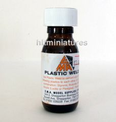 Plastruct Weld Cement Adhesive Glue by EMA (PPC2)