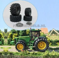 47mm Wide Trelleborg Tyres 1:32 Scale by Artisan32 (Cat No. 35622/04274)
