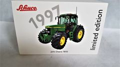Schuco John Deere 7810 Tractor 1:32 Scale Limited Edition (Cat no. 450778800)