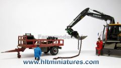 Sleep/Drag Chain Lifting Gear Set 1:32 Scale by Artisan 32 50091