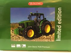 John Deere 7430 Premium Limited Edition Tractor 1:32 Scale by Wiking 8774