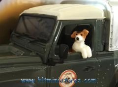 Jack Russell Dog for Cab 1:32 Scale Animals by FABScenics FAB15