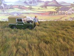 Long Grass Mat by JG Miniatures TM1