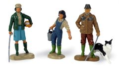 40954 Britains Farming Family Figures 1:32 scale