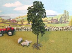 S14 20cms Mountain Ash Tree 'Any scale' by JG Miniatures
