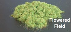 3mm Flowered Field Silage Flock Static Grass 59137