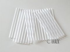 Transparent Clear Corrugated Roof Sheets 1:32 Scale by Juweela 23248