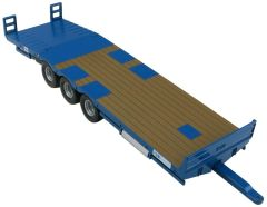 43006 Kane Low Loader Trailer 1:32 Scale by Britains