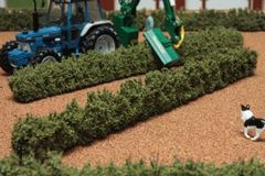 BT2090 x2 Rough Hedges by Brushwood 1:32 scale