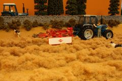 BT2095 Loose Hay by Brushwood