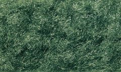 3mm Dark Green Flock Static Grass by Woodland Scenics 50cu in shaker WFL636