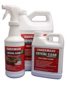 CRYSTAL CLEAN DAILY STONE CLEANER