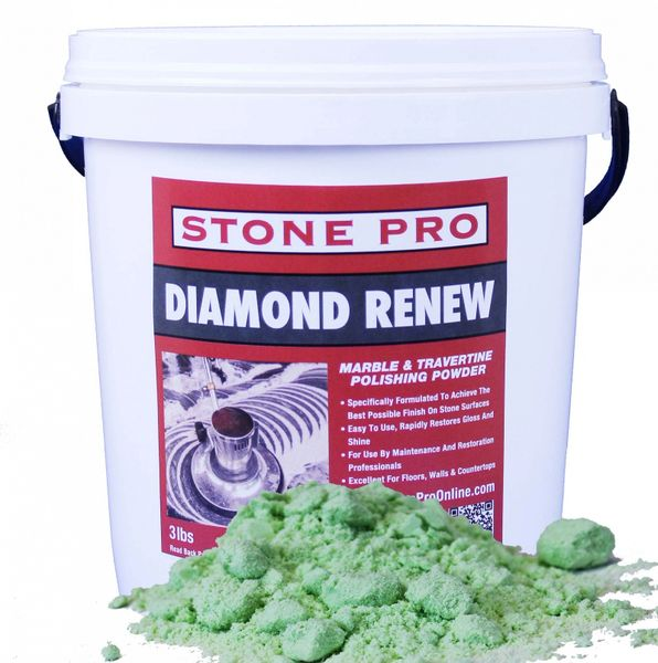 DIAMOND RENEW POLISH POWDER