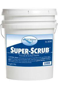 SUPER-SCRUB