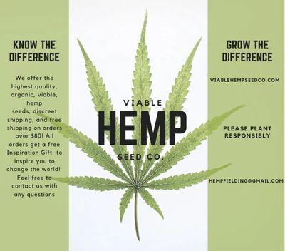 Viable Hemp Seed Company