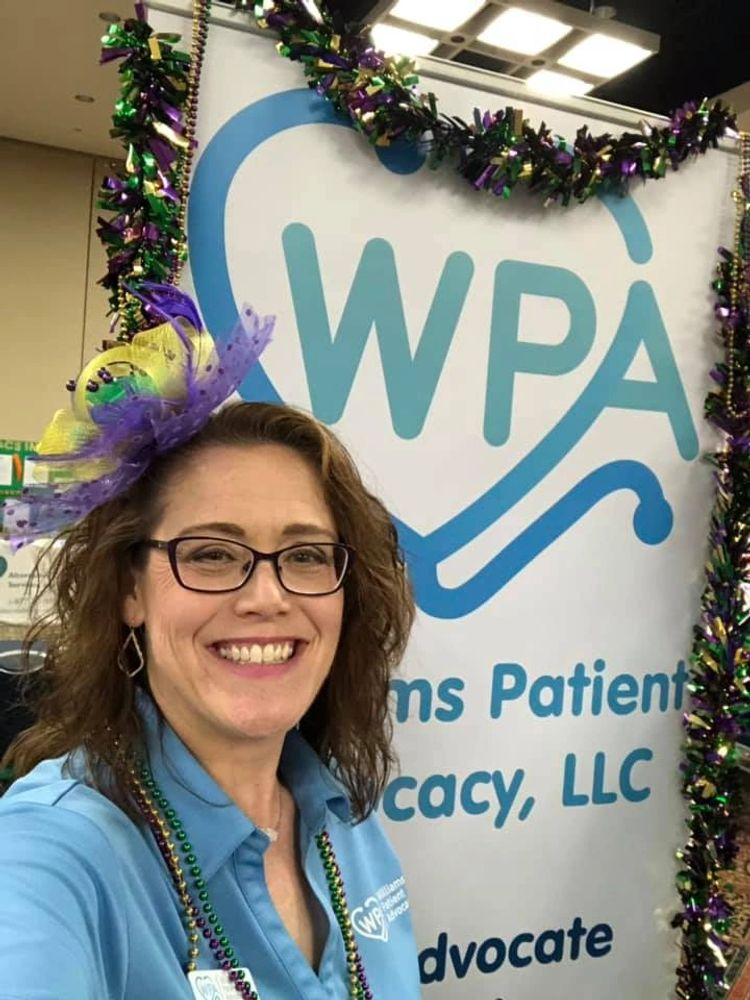 patient advocate, health advocate, nurse, nurse practitioner, mardi gras, health fair, expo speaker