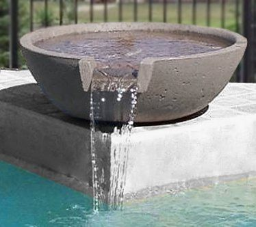 21 Quot Marseilles Water Fountain Bowls Water Scuppers Amp Bowls