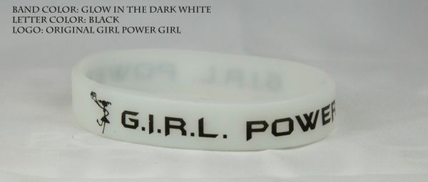 GPJ Glow in the Dark White