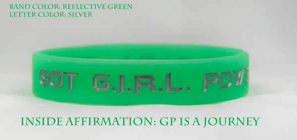 GPJ Glow in the Dark Green