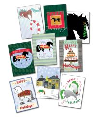 18 CHRISTMAS GIFT ENCLOSURE Card Pack - 18 of our new Christmas Gift Enclosure Cards - Item # RP- 18 X GEC Pack