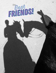 Blank Inside Card: Best Friends since forever - Item # Blank Best Friends