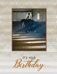 Birthday Card: It's your birthday! - Item# GC B Lace