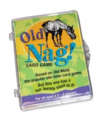 Old Nag Card Game - Item # ONCG