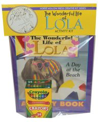 Activity Kit: The Wonderful Life of Lola - Item# LK