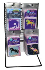 Pretty Horse Mini Stickers Display - Item #: PHS Display
