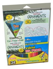 Activity Kit: Ornament Making Kit - Item #: Ornament