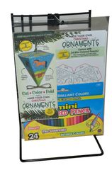 Activity Kit: Ornament Making Kit Display - Item #: O Display