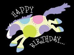 Gift Card/Money Holder: Happy Birthday - Item # GE 1